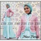 Gamis Pesta Satin Maxi Farida 3in1 P741