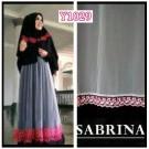Gamis Bergo Cantik Sabrina Y1029