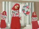 Baju Gamis Anak Aisyah Kid A774
