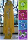 Mukena Lukis Warna GM09