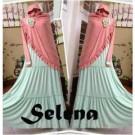 Gamis Bergo Selena Busui Y806 (M)