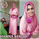 Gamis Hanna Bergo Y808 Busui (XL)