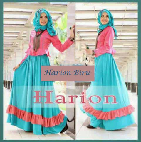 p797 HARION BIRU. Ori Pop Up