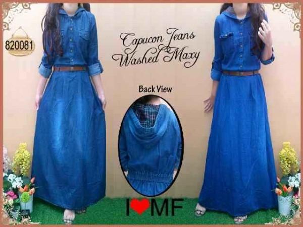 Baju Jeans Wanita S139 Jual Busana Wanita Modis Koleksi