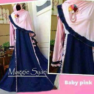 Y838 Maggie Syari MC