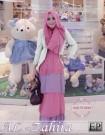 Baju Gamis Modern Zahira Hijab P865