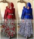 Gaun Batik Modern Mira P873 Busui