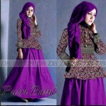 P887 Baju Batik Modern PUTRI By Dhabi