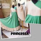 Gamis Bergo Princessa Y815 (XL)