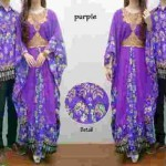 CP931 Batik Couple Violeta