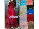 Long Dress Valiant Maxi P929