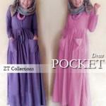 V935 Pocket Dress Maxi