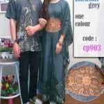 cp903 gamis couple batik LARASATI