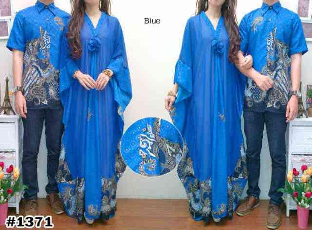 Batik Couple Safira Birel CP923 - Baju Muslim Kaftan Jumbo ...
