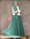 Gamis Brokat Diana Princess P254
