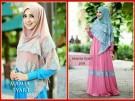 Gamis Syari Cantik Mamia Y1022