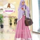 Gamis Syari Cantik Adindha Y1041