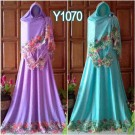 Gamis Cantik Fariza Premium Y1070