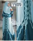 Gamis Cantik Rachel Bergo Y1079