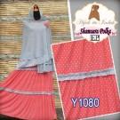 Gamis Jumbo Shamsara Y1080 Bergo
