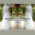 P1122 Gamis Pesta Cellini Dress