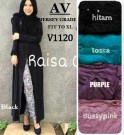 Long Cardigan Raisa V1120