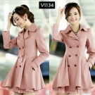 Blazer Fashion V1134 Peach