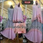 Y1129 Yolanda Gamis Syari