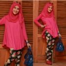 Setelan Remaja Alysa Hijab P1111
