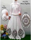 Maxi Angelica White P1170