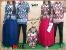 Busana Batik Couple Joseline CP1151