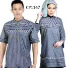 Couple Bordir CP1167 Simpel Elegan