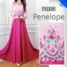 Gaun Pesta Sifon Penelope P1160