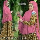 Gamis Syar'i Nasyitha Y1192 Jersey