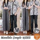 Gamis Couple Maulida CP1208 Batik
