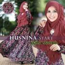 Gamis Bergo Husnina Premium Y1227