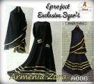 Gamis Bergo Armenia Exclusive A006
