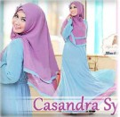 Gamis Bergo Cassandra Syari #021