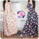Maxi Dress Eveline Wedges
