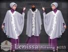 Gamis Modern Lenissa Batwing 033