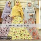Gamis Syari Aliyah A060