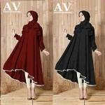 baju muslim arabian tunik