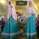 Gamis Syari Syafillah New