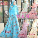 Gamis Modern A110 Jersey
