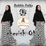 cherish oki bubble polka