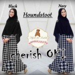 cherish oki houndstooth