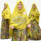 Gamis Umbrella Abstrak Roda a157