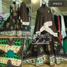 Gamis Modern Gipsy Syari a168