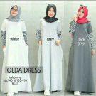 Gamis Remaja Olda Dress A178