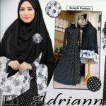 baju muslim syari adriana